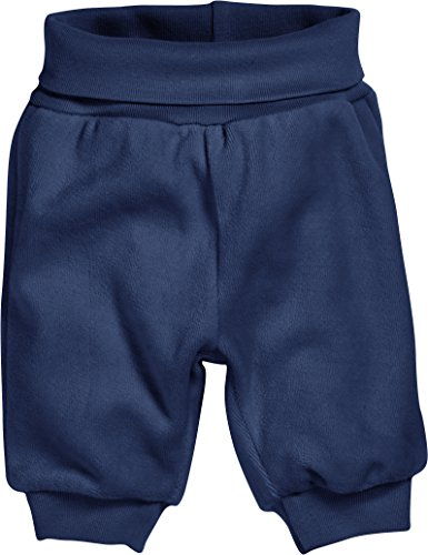 Schnizler Baby-Unisex Pumphose Nicki Uni Hose, Blau (Marine 11), 74
