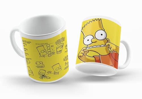 Mug The Simpson Bart