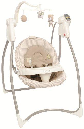 GRACO - Balancelle bébé silhouette hide & seek