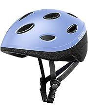 OUTDOORMASTER 子供用自転車ヘルメット こども ヘルメット 幼児 子供 スポーツヘルメット 一体成形技術 CPSC安全規格 ASTM安全規格 軽量 通気性 3D保護クッション 洗濯可能 全方位調整アジャスター サイクリング 通学 スケートボード 運動 アイススケート 女の子 男の子 6ケ月保証