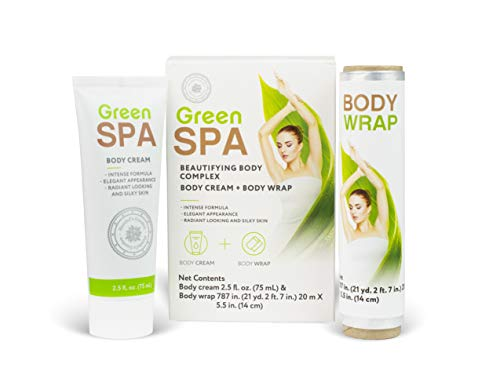 Hendel's Garden Belly Fat Burner Wrap Kit