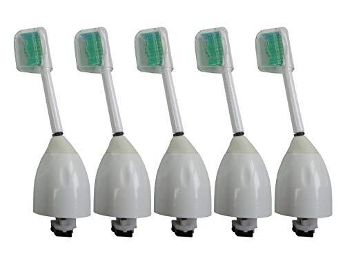 ShiyiUP Ersatzbürsten Aufsteckbürsten 3 Stück Elektrische Zahnbürste Köpfe für HX7002, HX7004, HX5751 Zahnbürste