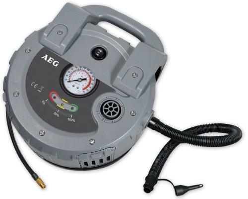 AEG 005120 Compressore Gonfiatore Ricaricabile