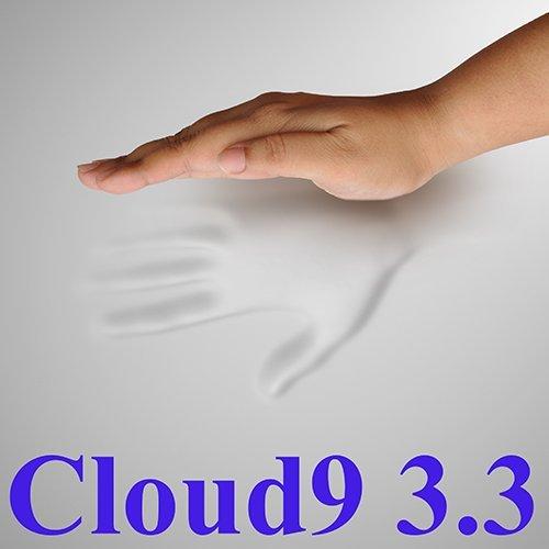 3.3 Cloud9 Twin 2 Inch 100% Visco Elastic Memory Foam Mattress Topper