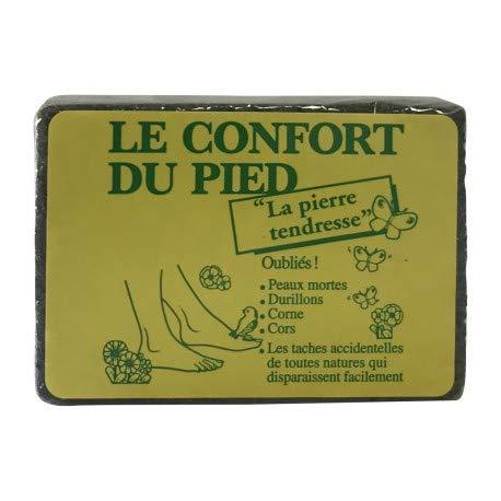 """La""""pierre tendresse"""" pour confort du pied"""