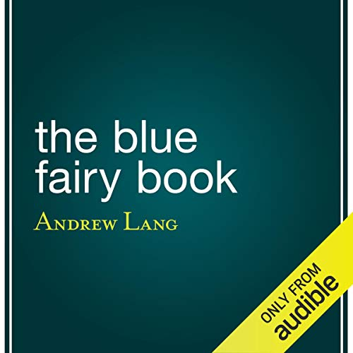 Page de couverture de The Blue Fairy Book