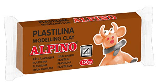 Alpino DP00007801 - Pastilla plastilina