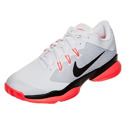 Nike - Performanceair Zoom Ultra - Scarpe da Tennis Outdoor - White/Black/Hyper Orange/Pure Platinum