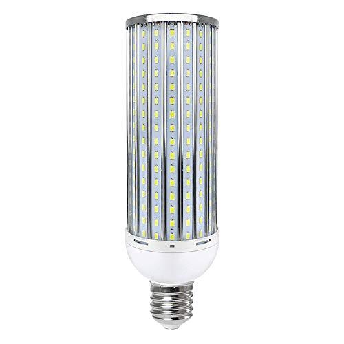 MENGS Bombilla LED E40 de 80 W, luz blanca cálida, no regulable, 3000 K, sustituye a bombilla halógena de 640 W, 8000 lúmenes, para uso comercial, garaje, taller, oficina, patio