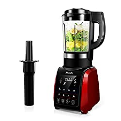 Amaste 1200W Cold and Hot Professional Countertop Blender Review
