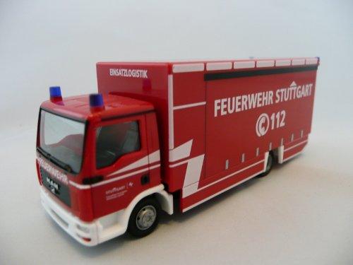 MAN TGL Koffer-LKW Feuerwehr Stuttgart [Spielzeug]