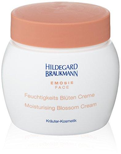 Hildegard Braukmann Emosie Face femme/women, Feuchtigkeits Blüten Creme, 1er Pack (1 x 50 ml)