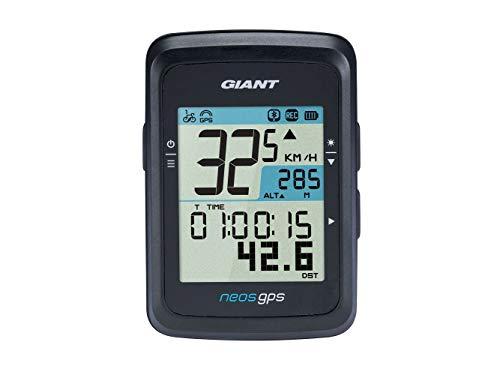 Giant Neos GPS Bici Ciclismo ciclocomputer Bike Ant+ Bluetooth Smart Strava