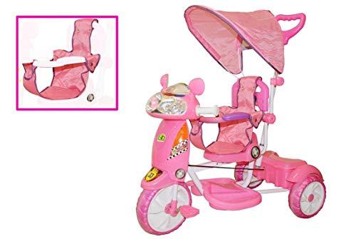 Mazzeo Giocattoli Triciclo motosprint Girl con...
