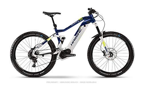 Haibike Sduro FullSeven Life LT 7.0 27.5'' Damen Pedelec E-Bike MTB grau/blau/gelb rot 2019*