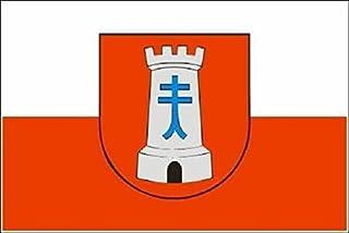 U24 Aufkleber Bietigheim Bissingen Flagge Fahne 12 x 8 cm Autoaufkleber Sticker