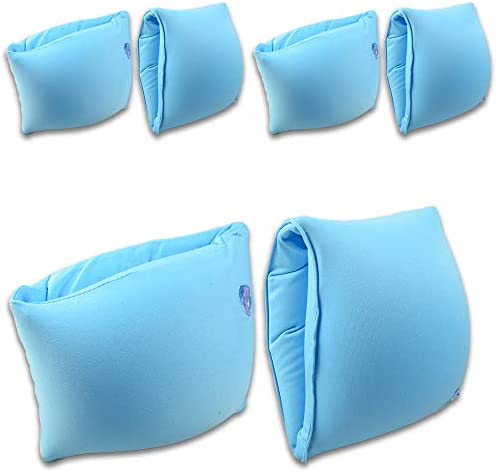 H2O Go Boys Arm Floaties 3 Pack Blue Boys Floaties for Pool Pool Supplies and Pool Party Fabric product image