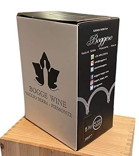 Boggero Bogge Wine - Vino rosso Dolcetto'Montà' Bag in Box 5 L