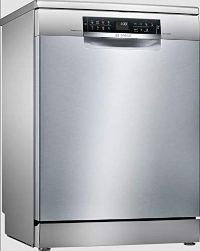 Bosch SMS68NI10E | Serie 6 Lavavajillas 60 cm, SuperSilence Pose Libre - Acero inoxidable
