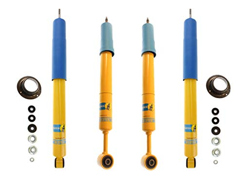 Bilstein 4600 Monotube Gas OEM Shock Absorber compatible with 1996-2002 Toyota 4Runner 2WD