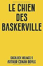 Le chien des Baskerville: Sherlock Holmes 5 (إصدار فرنسي)