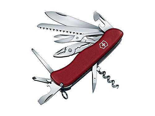 Victorinox 0.9043 Couteau 11 P Rouge