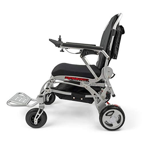 Porto Mobility Ranger X6 Premium Power Wheelchair