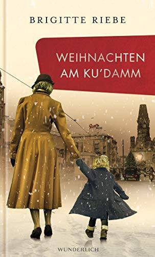 Buchseite und Rezensionen zu 'Weihnachten am Ku'damm' von Brigitte Riebe