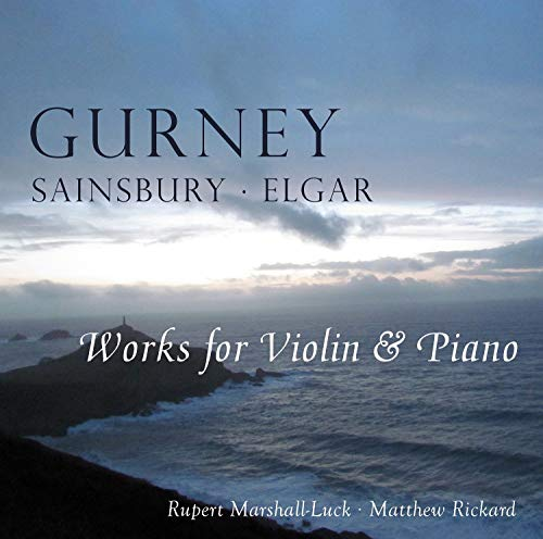 Works for Violin & Piano-Rupert Mars