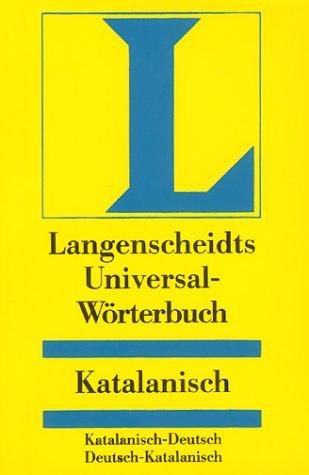 Langenscheidts Universal-Wörterbuch, Katalanisch