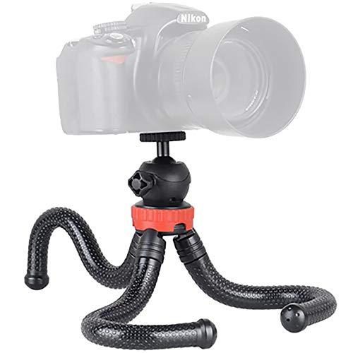 QUMOX Flessibile Polpo Treppiedi Stand Gorilla Pod per Fotocamera Digitale Universale GoPro Camera DSLR