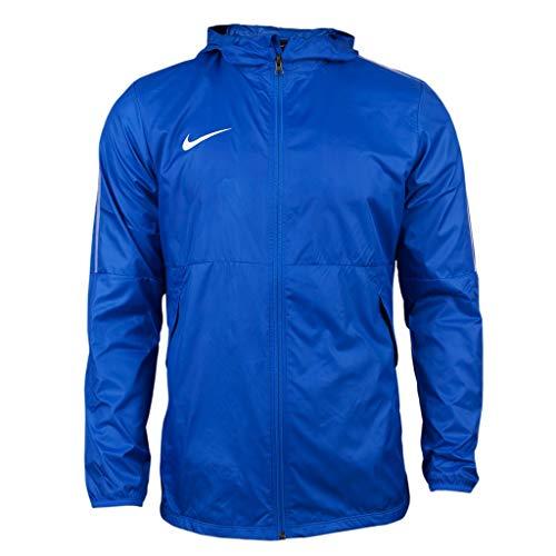 Nike Park 18 Football Jacket Veste Homme royal blue/white/white FR : S (Taille Fabricant : S)