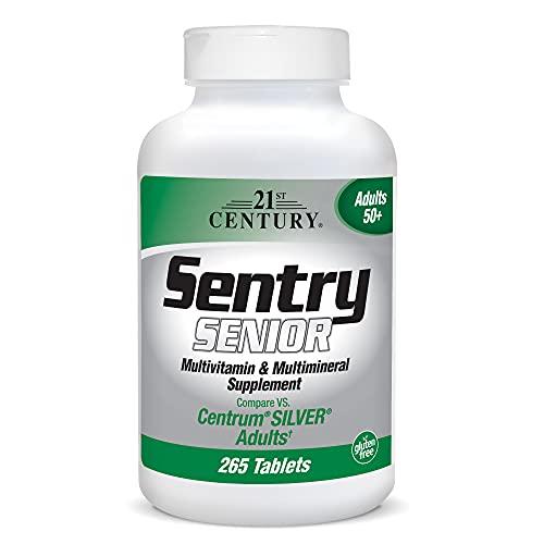 21st Century Sentry...