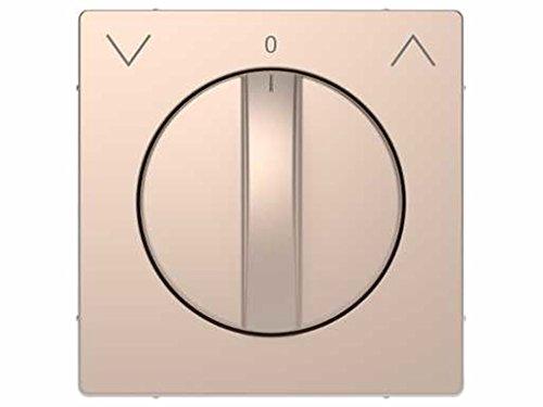 Schneider Electric mtn3875 – 6051 draaiknop dimmerknop voor mechanismen van de serie d-life, champagne