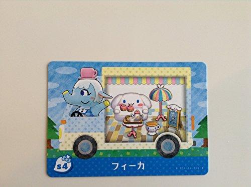 Chai - S4 - Nintendo Animal Crossing New Leaf Sanrio amiibo Card