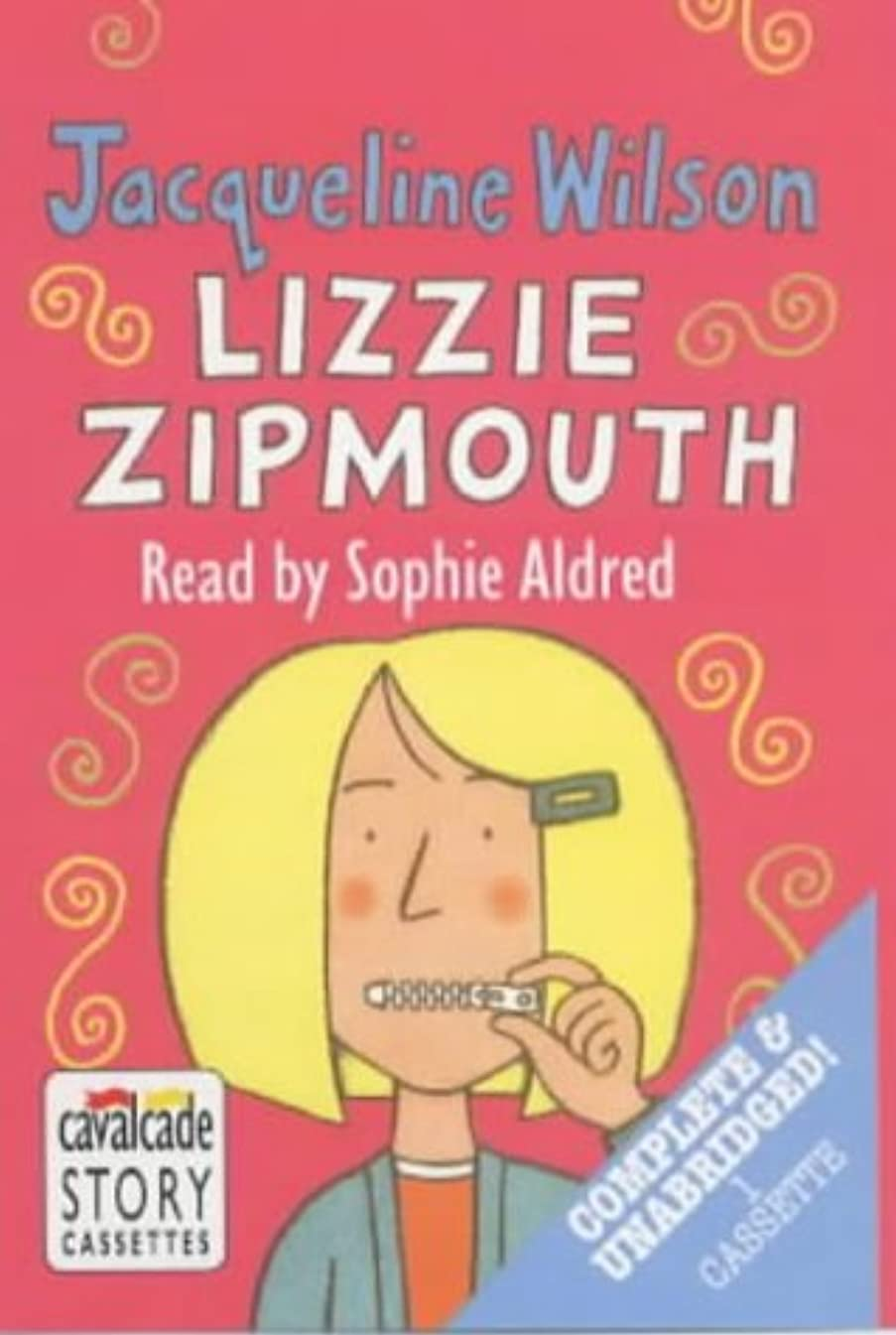 結婚式修正暫定Lizzie Zipmouth: Complete & Unabridged (Radio Collection)