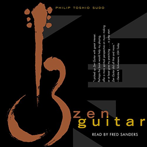 Zen Guitar audiobook cover art