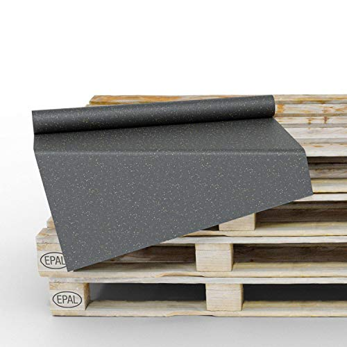 Mattenheld® Antirutschmatte Ladungssicherung 120x80x0,3 cm | rutschhemmende & genormte Gummigranulatmatte | Ideale Sicherung von Ware im LKW, Anhänger & Kofferraum | Universal Bautenschutzmatte 3mm
