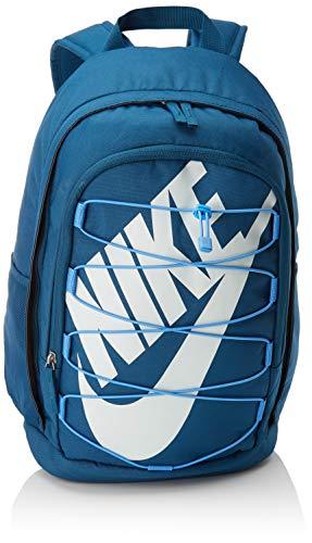 Nike Unisex Hayward 2.0 Rucksack, Valerian Blue/Valerian Blue/Photon Dust, 48 x 33 x 23 cm