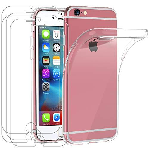 ivoler Funda para iPhone 8 Plus/iPhone 7 Plus/iPhone 6S Plus / 6...