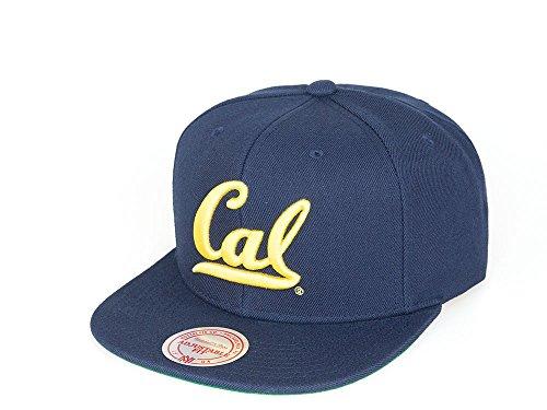 California Golden Bears - Mitchell & Ness - Snapback Cap - NCAA - Herren Kappe -Football