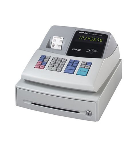 Sharp XEA102 Cash Register