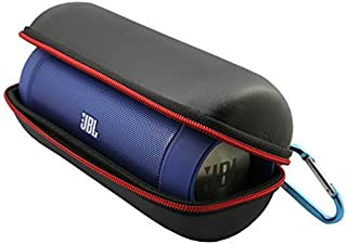 DORLIONA JBL Charge 2 Bluetooth Portable Hard Carry Case Cover Bag Pouch for JBL Charge 2 Bluetooth Speaker