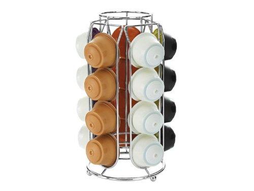 Porta capsule di caffè con ripiani, contiene fino a 20 capsule, ideale per capsule del marchio Dolce Gusto
