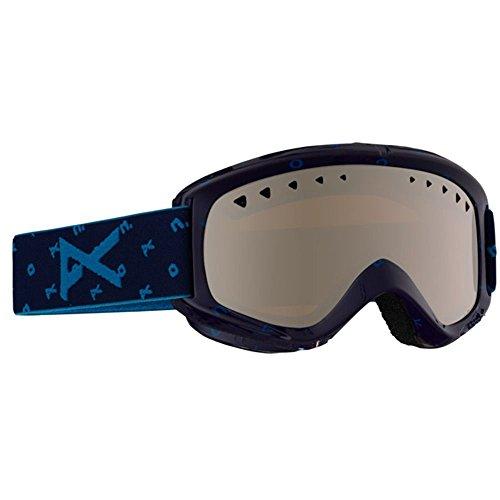 Masque Snowboard Anon Helix, noir