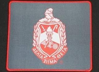 Delta Sigma Theta Sorority Crest Mouse Pad