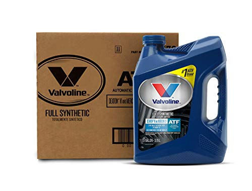 Valvoline DEXRON VI/MERCON LV (ATF) Full Synthetic Automatic Transmission Fluid 1 GA, Case of 3