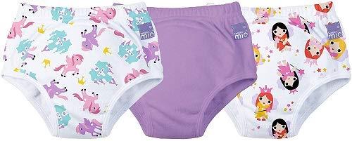 Bambino Mio, pañal de aprendizaje, niña mixto elefante ros
