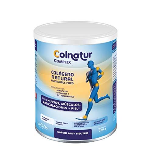 Colnatur Complex Neutro 330 g - Colágeno natural asimilable