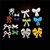 7pcs Metal CUTTING DIES CUT bow bowknot tie ribbon dies Scrapbooking paper craft card album knife blade punch